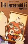 Disney Pixars Incredibles Family Matters #3 Cover B