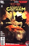 Batman Streets Of Gotham #2