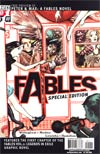 Fables #1 Peter & Max Preview