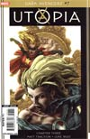 Dark Avengers #7 Cover B Incentive Simone Bianchi Variant Cover (Utopia Part 3)