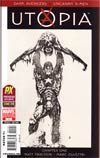 Dark Avengers Uncanny X-Men Utopia #1 Cover D SDCC 2009 Sketch Variant Cover (Dark Reign Tie-In)(Utopia Part 1)