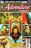 Adventure Comics Vol 2 #1 Cover B Incentive Adventure Comics 504 Francis Manapul Variant Cover