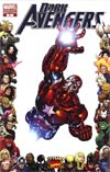 Dark Avengers #8 Cover B Incentive 70th Frame Variant Cover (Utopia Part 5)