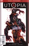 Dark Avengers #8 Cover C Incentive Simone Bianchi Variant Cover (Utopia Part 5)