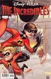 Disney Pixars Incredibles #0 Cover B