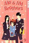 Me & My Brothers Vol 9 GN