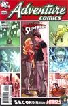 Adventure Comics Vol 2 #2 Cover B Incentive Adventure Comics 505 Francis Manapul Variant Cover