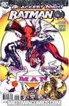 Blackest Night Batman #2 Cover B Incentive Bill Sienkiewicz Variant Cover
