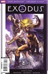 Dark Avengers Uncanny X-Men Exodus #1 Cover B Incentive Simone Bianchi Variant Cover (Utopia Part 6)