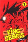 "King Of Debris Vol 2 TP  <font color=""#FF0000"" style=""font-weight:BOLD"">(CLEARANCE)</FONT>"