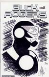"Buck Rogers Vol 4 #2 Blank Cover Edition With Sketch  <font color=""#FF0000"" style=""font-weight:BOLD"">(CLEARANCE)</FONT>"