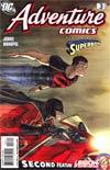 Adventure Comics Vol 2 #3 Cover A Regular Francis Manapul Cover