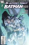 Blackest Night Batman #3 Cover A Regular Andy Kubert Cover