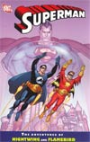 Superman Adventures Of Nightwing And Flamebird TP