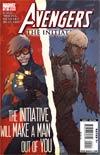 Avengers The Initiative #29 Regular Matteo De Longis Cover