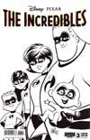 Disney Pixars Incredibles #3 Cover C Incentive Variant Cover
