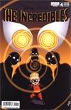 Disney Pixars Incredibles #4 Cover B