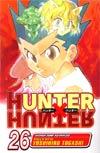 Hunter X Hunter Vol 26 TP