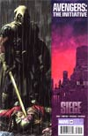 Avengers The Initiative #33 Regular David Yardin Cover (Siege Tie-In)