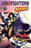 Airfighters #1 Cover A Tom Grindberg Cover