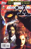 X-Files #2 Special Numbered Edition
