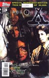 X-Files #3 Special Numbered Edition