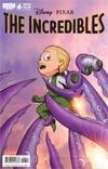 Disney Pixars Incredibles #6 Cover B