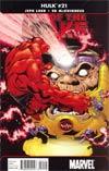 Hulk Vol 2 #21 1st Ptg Regular Ed McGuinness Cover (Fall Of The Hulks Tie-In)