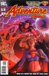 Adventure Comics Vol 2 #9 Cover A Regular Francis Manapul Cover (Brainiac & The Legion Of Super-Heroes Part 4)