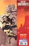 New Mutants Vol 3 #11 (Siege Tie-In)