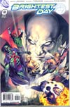 Brightest Day #0 Incentive Ivan Reis Variant Cover