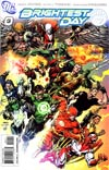 Brightest Day #0 Regular David Finch Cover