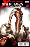 New Mutants Vol 3 #12 1st Ptg Regular Adi Granov Cover (X-Men Second Coming Part 3)
