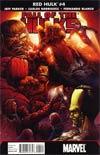 Fall Of The Hulks Red Hulk #4