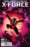 X-Force Vol 3 #26 Incentive John Cassaday R.I.P. Variant Cover (X-Men Second Coming Part 5)