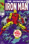 Invincible Iron Man Omnibus Vol 2 HC Direct Market Gene Colan Cover