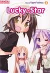 Lucky Star Vol 5 GN