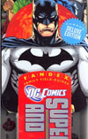 DC Comics Super Heroes And Villains Fandex Deluxe Edition TP