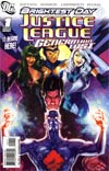 Justice League Generation Lost #1 Cover A 1st Ptg Regular Tony Harris Cover (Brightest Day Tie-In)