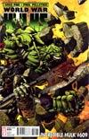 Incredible Hulk Vol 3 #609 Incentive David Finch Variant Cover (World War Hulks Tie-In)
