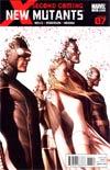 New Mutants Vol 3 #13 1st Ptg Regular Adi Granov Cover (X-Men Second Coming Part 7)