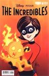 Disney Pixars Incredibles #9 Cover B