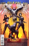 X-Force Vol 3 #27 Incentive Clay Mann Heroic Age Variant Cover (X-Men Second Coming Part 9)