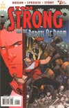 Tom Strong And The Robots Of Doom #1 Regular Chris Sprouse Cover