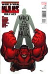Hulk Vol 2 #23 Regular Ed McGuinness Cover (World War Hulks Tie-In)