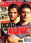 Supernatural Magazine #18 Newsstand Edition