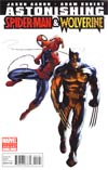Astonishing Spider-Man Wolverine #1 2nd Ptg Adam Kubert Variant Cover