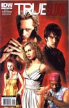 True Blood #1 1st Ptg Regular Cover D