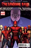 Shadowland #2 Incentive John Cassaday Red Daredevil Costume Variant Cover