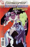 Justice League Generation Lost #7 Cover A Regular Cliff Chiang Cover (Brightest Day Tie-In)